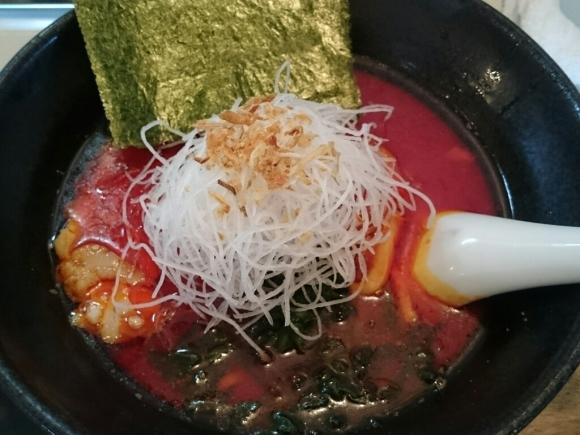 9/21  麻辣麻辣 (マラマラ)  麻辣麺¥790 @日野市_b0042308_15493393.jpg