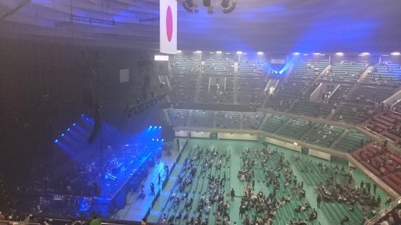 9/20 DURAN DURAN PAPER GODS JAPAN TOUR @日本武道館_b0042308_18582679.jpg