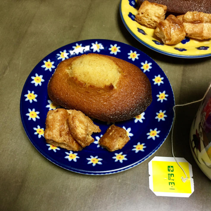 17年8月オフ会ソウル 12☆寄り道して焼菓子を購入_d0285416_19015545.jpg