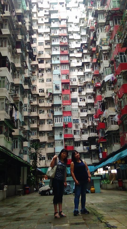 またまたラビリンスに迷い込む 香港海山楼_b0080418_22392168.jpg