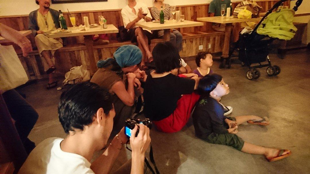 浮羽 カフェ&バル 溜から~ibiza~~greengreenvillage日田まで。_a0125419_05220720.jpg