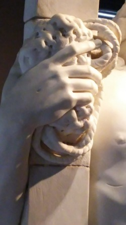 レオナルド × ミケランジェロ展 三菱一号館美術館_e0345320_09440287.jpg