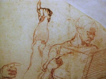 レオナルド × ミケランジェロ展 三菱一号館美術館_e0345320_11030174.jpg