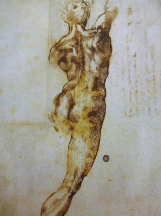 レオナルド × ミケランジェロ展 三菱一号館美術館_e0345320_11054511.jpg
