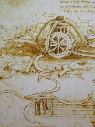 レオナルド × ミケランジェロ展 三菱一号館美術館_e0345320_11323088.jpg