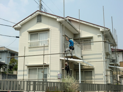 廿日市市 T様邸・外壁塗装工事_d0125228_328891.jpg