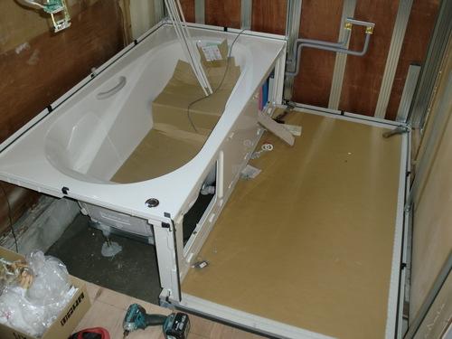 廿日市市 T様邸・浴室改修工事他_d0125228_3505768.jpg