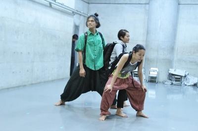 「ダンスブリッジ・インターナショナル」松本大樹プロジェクト公演間もなく_d0178431_14235640.jpg