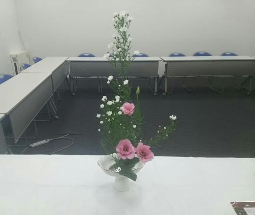 お花に癒されて‥_c0076939_21535497.jpg