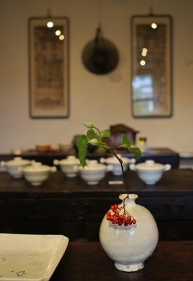伊藤明美 懐石 茶陶展 25日まで開催中です_a0279848_14185568.jpg