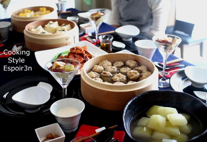 お料理レッスン10月は、湯気を楽しむ中華料理です。メニューが決まりました。オンラインもあります。_c0162653_15340489.jpg
