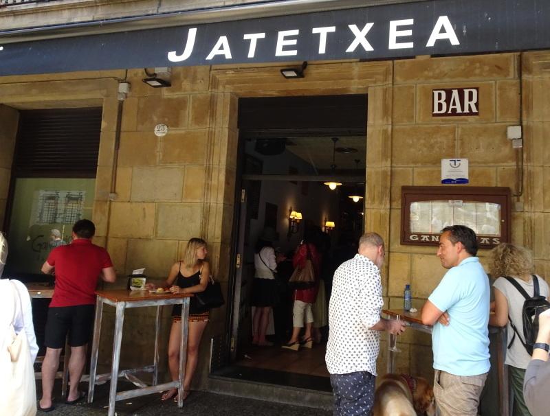 美食の街 サン・セバスティアンを歩く_a0092659_15255055.jpg