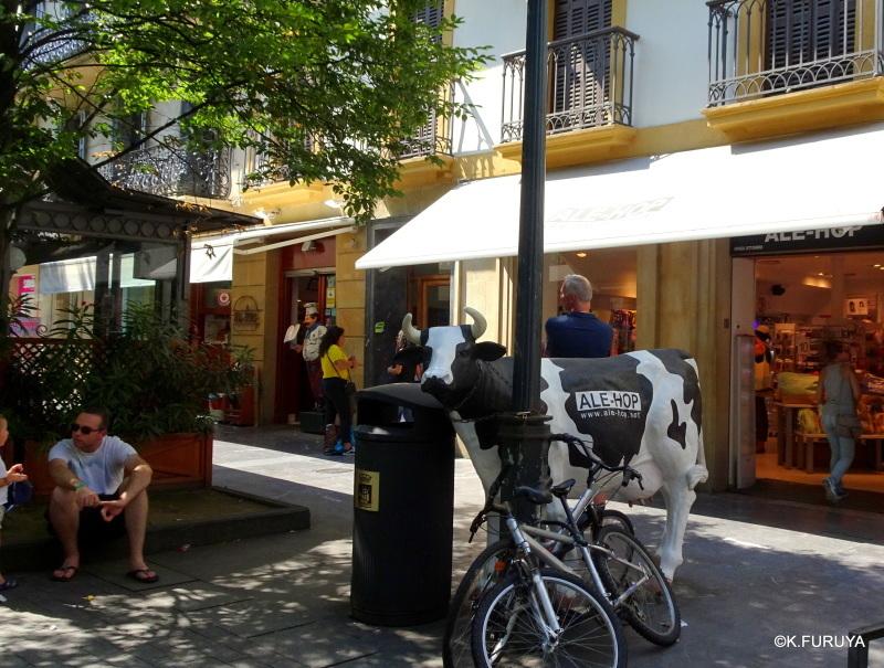 美食の街 サン・セバスティアンを歩く_a0092659_18210779.jpg