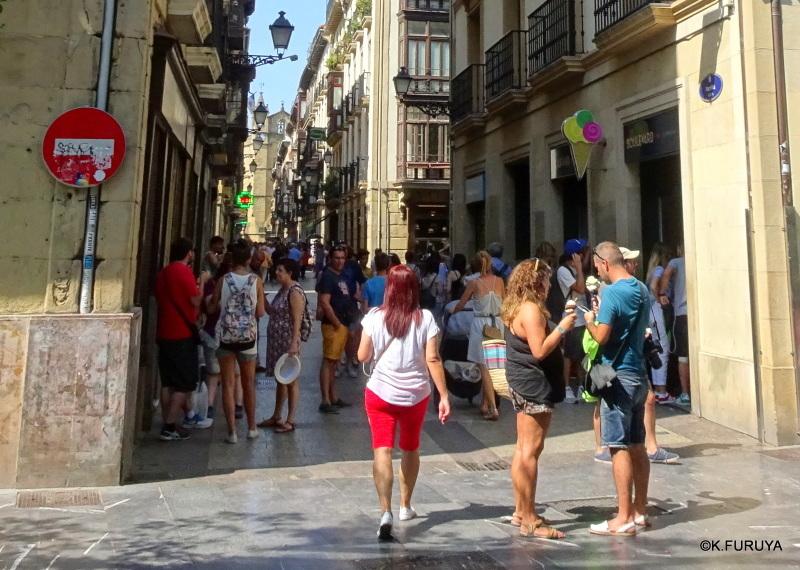美食の街 サン・セバスティアンを歩く_a0092659_18293621.jpg
