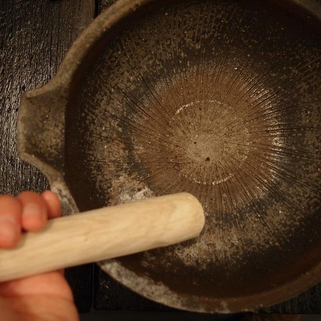 上野剛児さんのすり鉢とすりこ木_b0322280_19251935.jpg