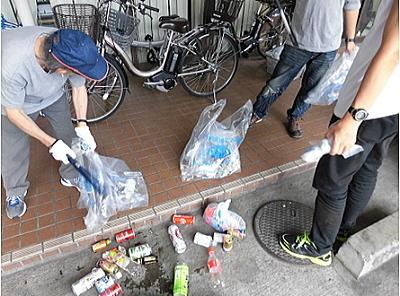 9/15の二日町清掃_b0245781_07264089.jpg