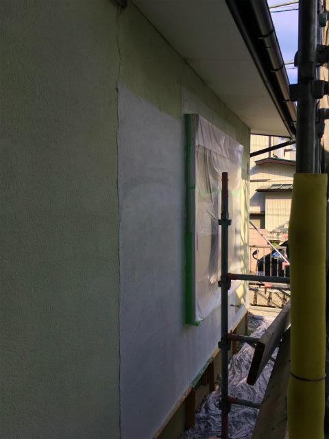 半田山 Yさんの家 屋根改修工事・水廻りのリフォーム ★住設工事、左官工事_d0205883_18363814.jpg