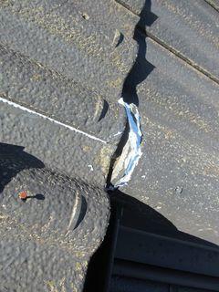 小平市で、雨漏り修理工事_c0223192_21264821.jpg