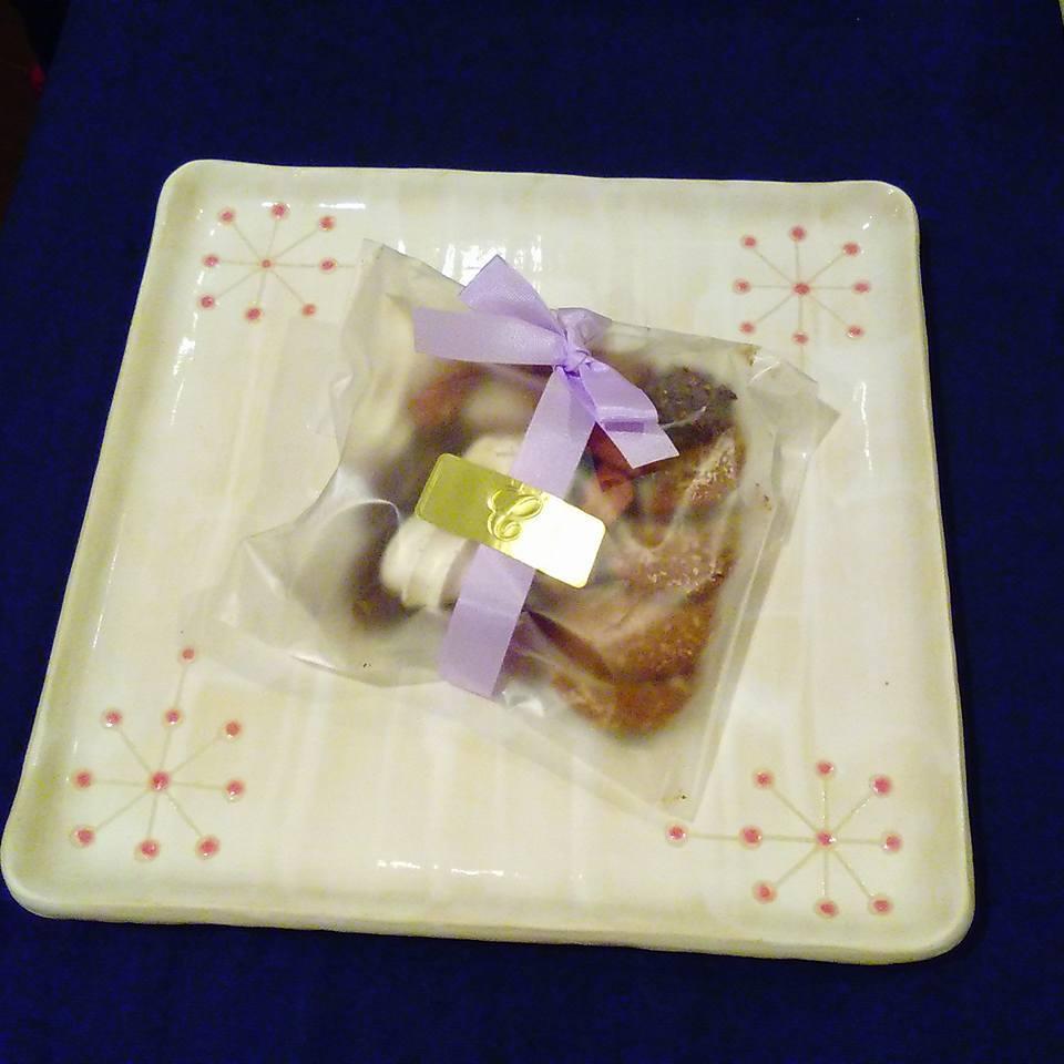 アイボリー作品展始まりました!cototoko焼き菓子セットとジャム、MICAOカレンダー、鳥カレンダー入荷しました!_d0322493_02360824.jpg