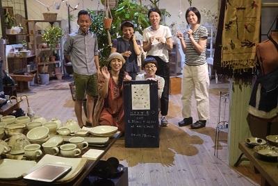 本日(9/21(木))「ハクトヤ展」在廊させて頂きます!at   axcis  nalf さん:okayama_f0226293_08115188.jpg