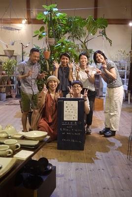 本日(9/21(木))「ハクトヤ展」在廊させて頂きます!at   axcis  nalf さん:okayama_f0226293_08115583.jpg