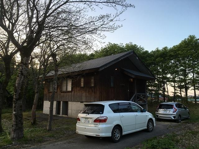 2017.05 快晴の中、山菜採り_c0124100_14531508.jpg