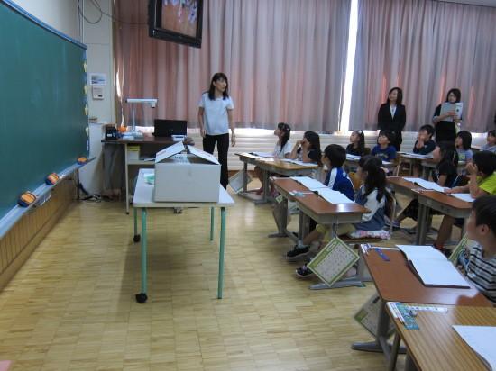 羅臼町一貫教育学習指導法研究大会_d0162600_15435712.jpg
