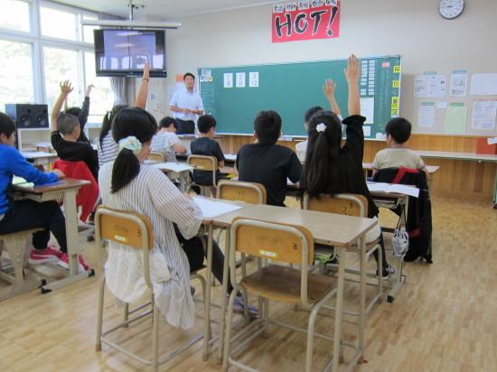 羅臼町一貫教育学習指導法研究大会_d0162600_15492930.jpg
