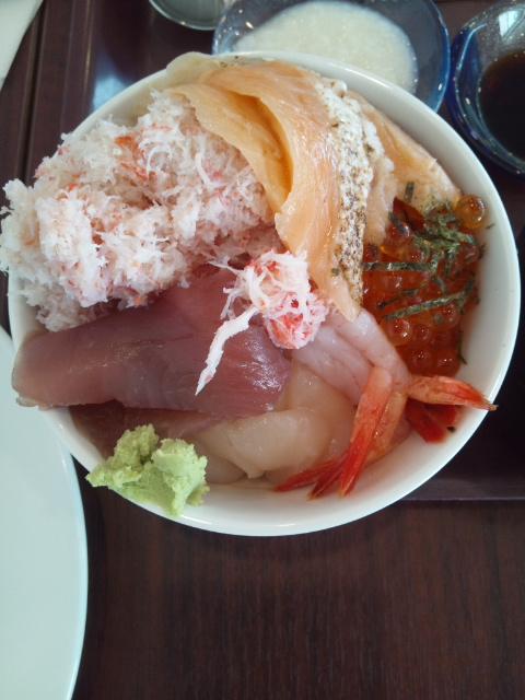 ベッセルイン札幌中島公園 朝食ブッフェ_f0076001_0105027.jpg