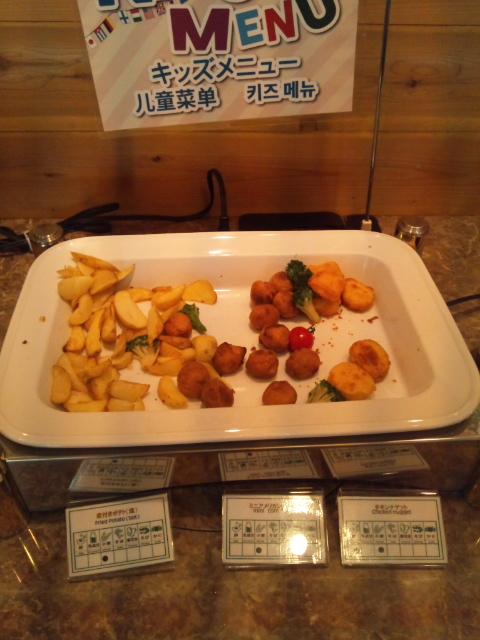 ベッセルイン札幌中島公園 朝食ブッフェ_f0076001_01849.jpg