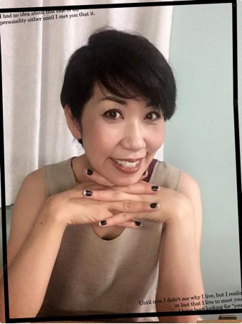 色で安室奈美恵ちゃん風メイクに挑戦!!_f0249610_10430251.jpg