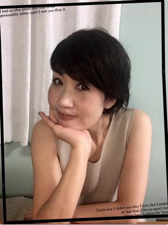 色で安室奈美恵ちゃん風メイクに挑戦!!_f0249610_10430349.jpg