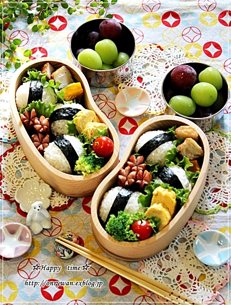 おむすび弁当と今夜はおうち呑み♪_f0348032_18120729.jpg