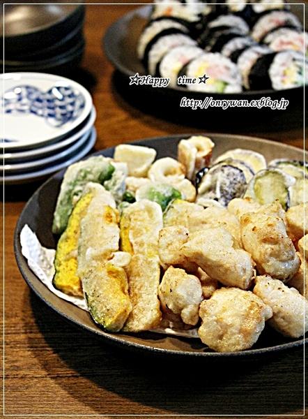 おむすび弁当と今夜はおうち呑み♪_f0348032_18122199.jpg