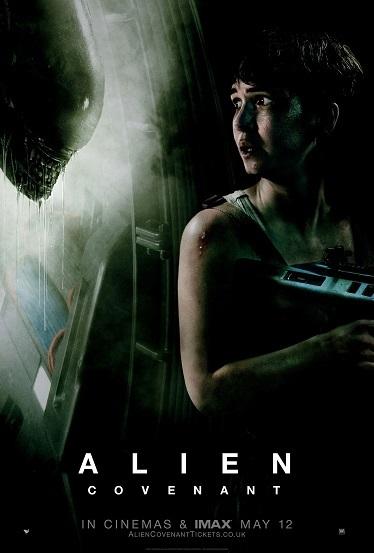 エイリアン:コヴェナント Alien:Covenant_e0040938_13385103.jpg