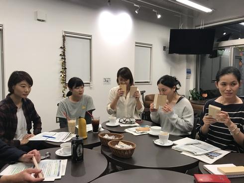 いわて林業女子会の勉強会〜県産材の流通と林業振興について〜_b0199244_17465536.jpg