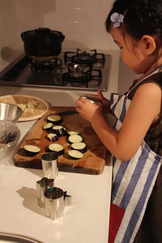 4歳の娘とのお料理日記 9月22日_e0340757_14323557.jpg