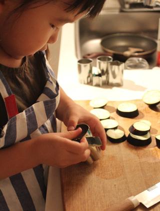 4歳の娘とのお料理日記 9月22日_e0340757_14330070.jpg