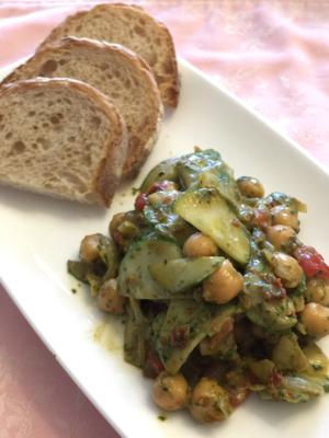 felice-italiaイタリア料理教室2017年7月のメニュー_f0134268_12565810.jpg