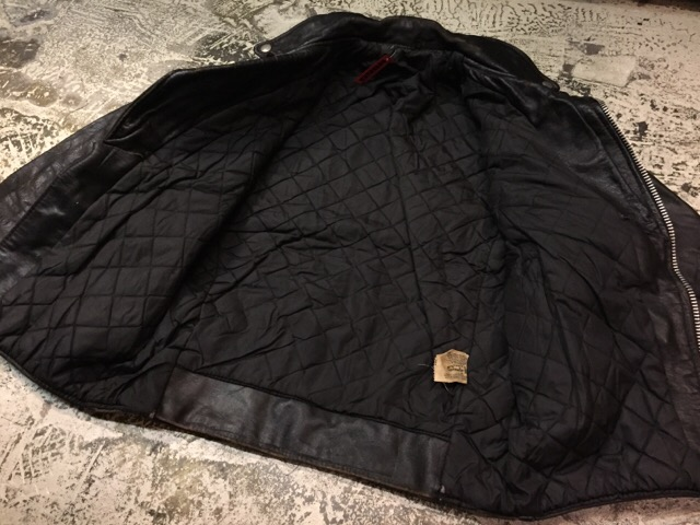 9月23日(土)大阪店スーペリア入荷!#9 Leather&WoolJkt編!!_c0078587_14105544.jpg