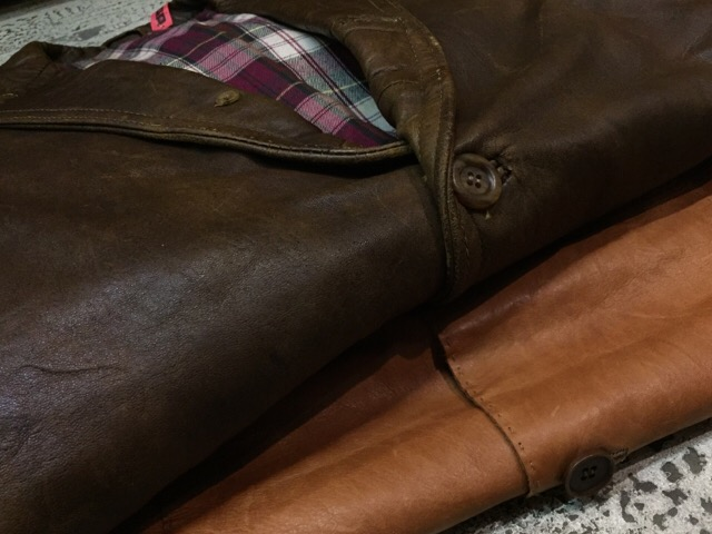 9月23日(土)大阪店スーペリア入荷!#9 Leather&WoolJkt編!!_c0078587_14112541.jpg