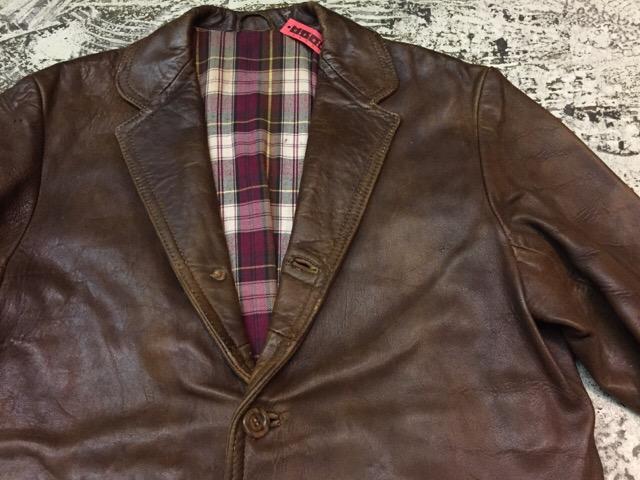 9月23日(土)大阪店スーペリア入荷!#9 Leather&WoolJkt編!!_c0078587_14114978.jpg