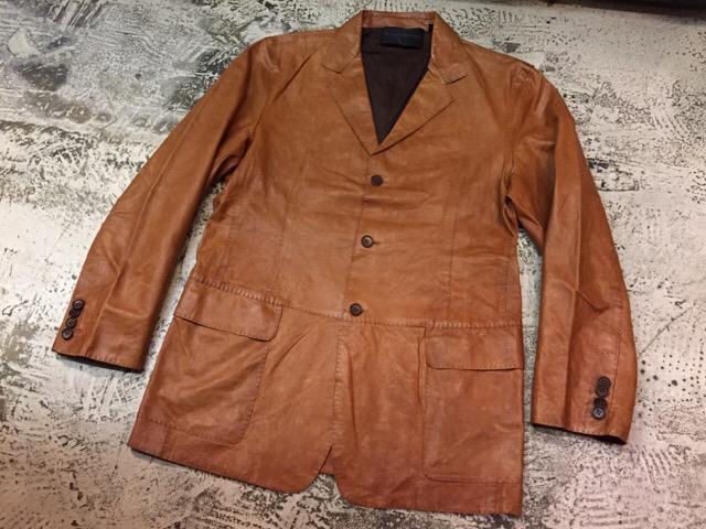 9月23日(土)大阪店スーペリア入荷!#9 Leather&WoolJkt編!!_c0078587_14124434.jpg