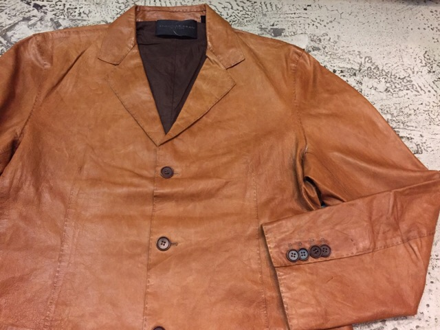 9月23日(土)大阪店スーペリア入荷!#9 Leather&WoolJkt編!!_c0078587_14131835.jpg