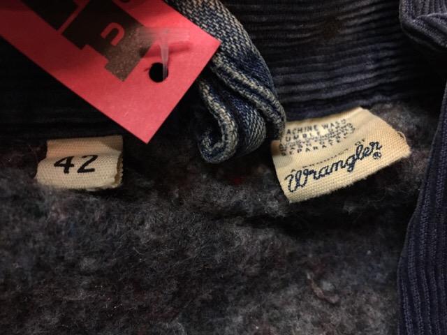 9月23日(土)大阪店スーペリア入荷!#10 Work&Hunting編!Wrangler&Lee&RED HEAD!!_c0078587_1442374.jpg