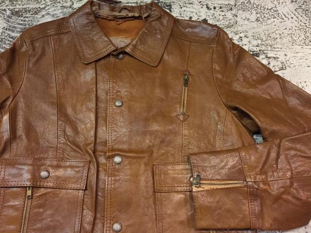 9月23日(土)大阪店スーペリア入荷!#9 Leather&WoolJkt編!!_c0078587_146418.jpg
