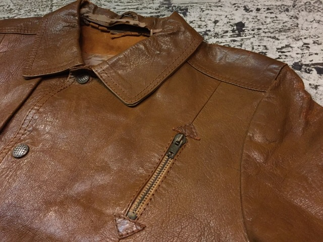 9月23日(土)大阪店スーペリア入荷!#9 Leather&WoolJkt編!!_c0078587_1465436.jpg
