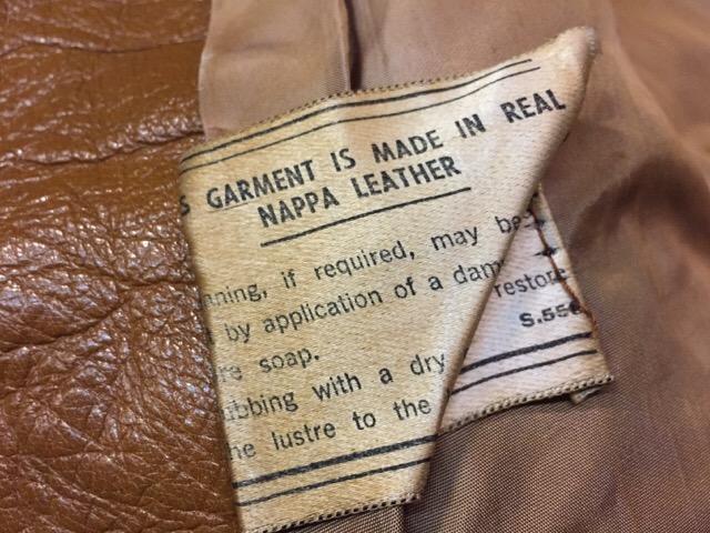 9月23日(土)大阪店スーペリア入荷!#9 Leather&WoolJkt編!!_c0078587_147532.jpg