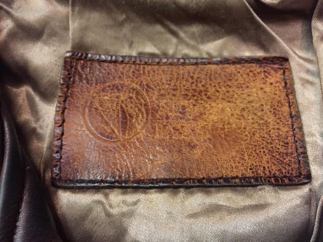 9月23日(土)大阪店スーペリア入荷!#9 Leather&WoolJkt編!!_c0078587_1485176.jpg