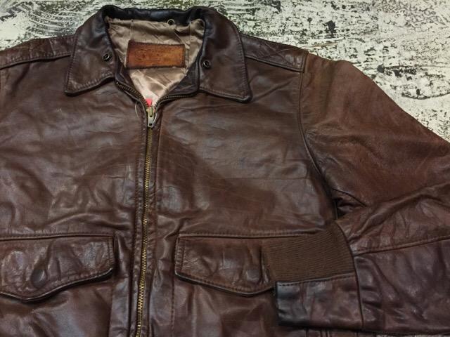 9月23日(土)大阪店スーペリア入荷!#9 Leather&WoolJkt編!!_c0078587_1485997.jpg